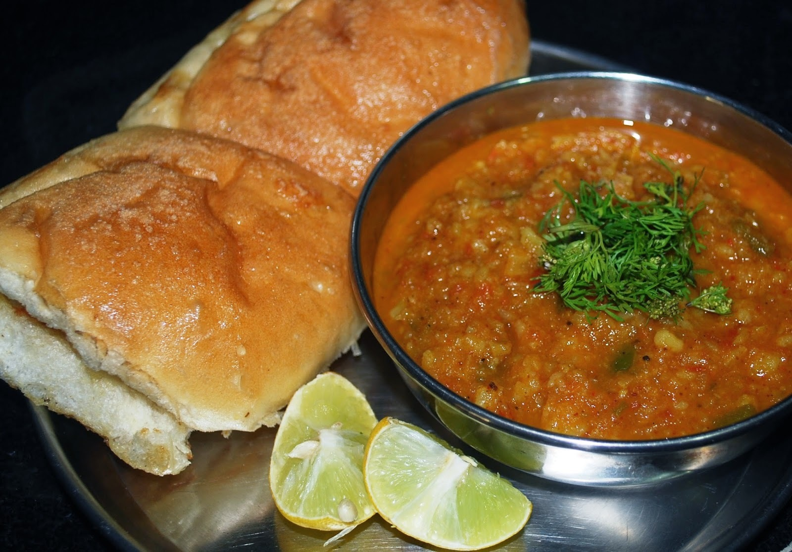 PAV BHAJI (NO POTATO)