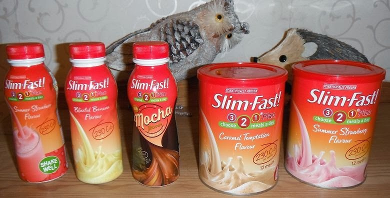 Slimfast snacks review