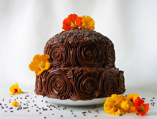 uk chocolate cake sunflower oil