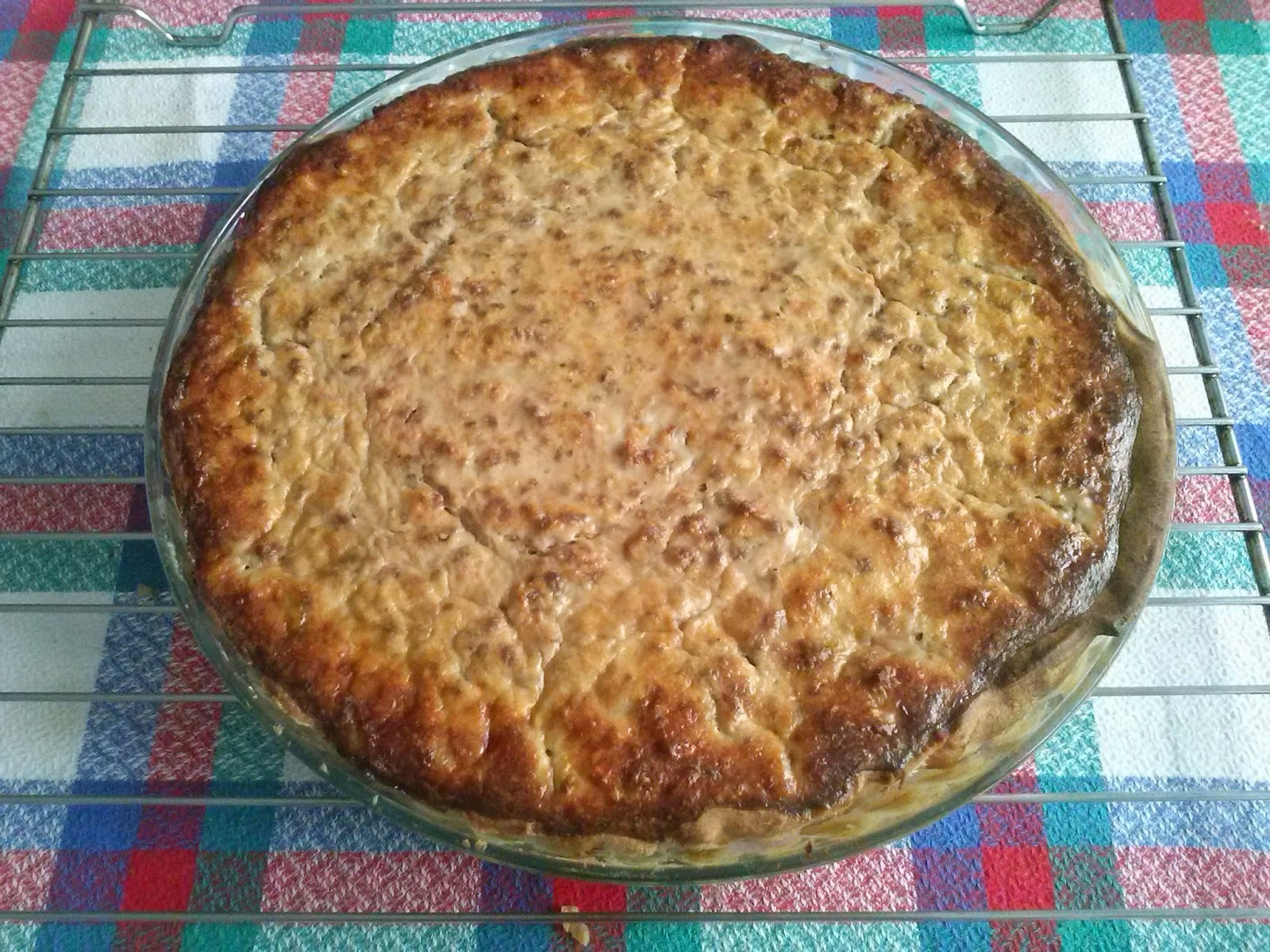 Quiche de ternera