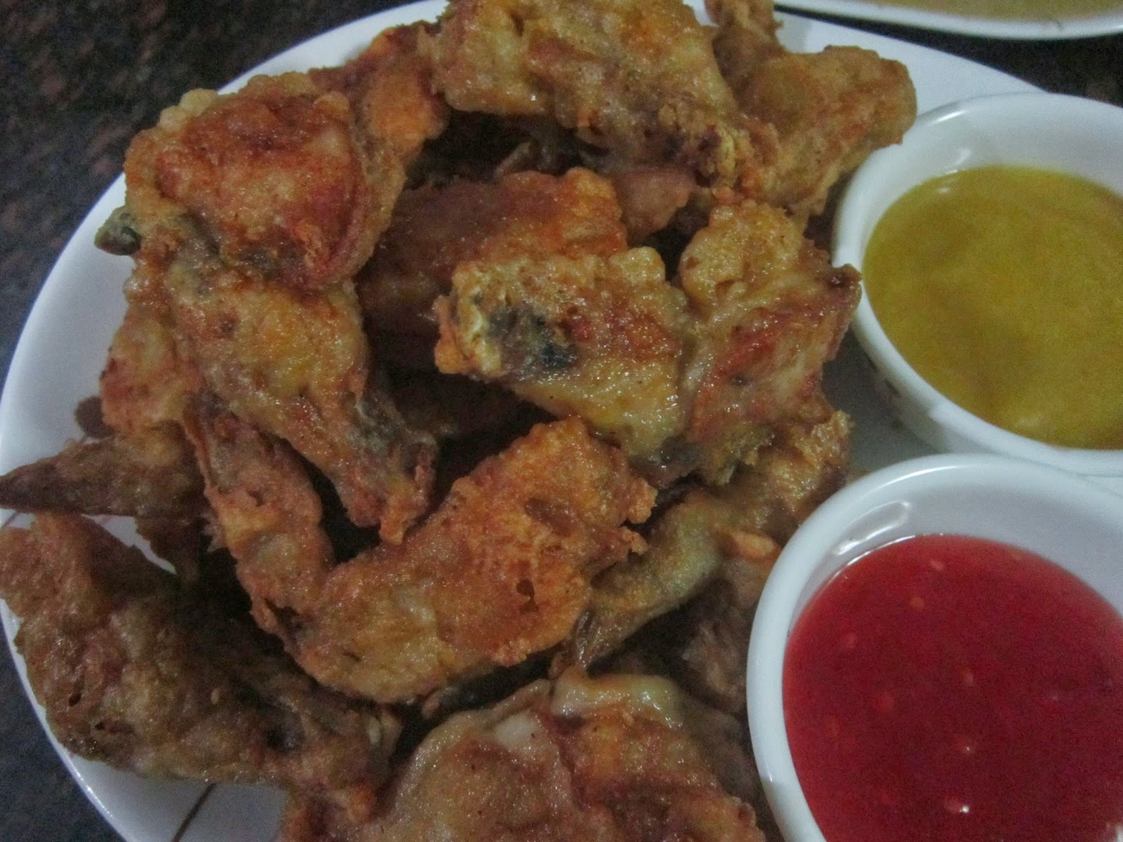 BON CHON STYLE FRIED CHICKEN