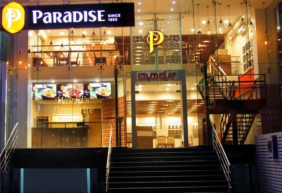 Hyderabads Paradise Comes To Bengaluru  - A Restaurant Review