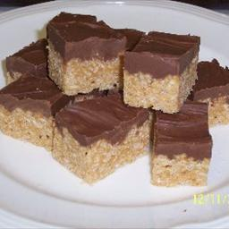 "The ""Ultimate"" Rice Krispie Treat: Scotch-A-Roos"
