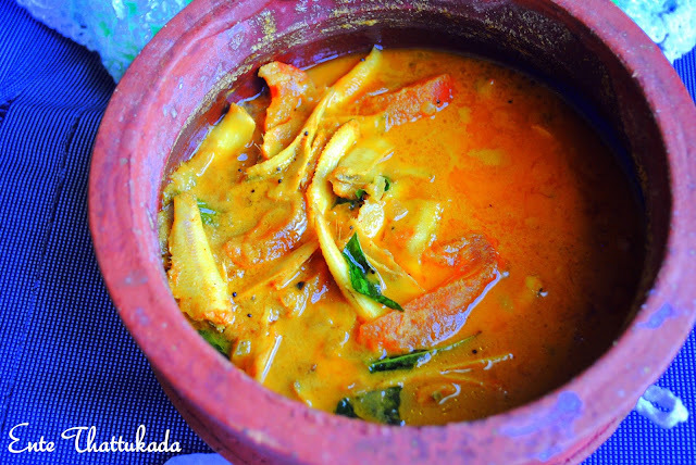 Netholi Curry | Anchovy Fish Curry