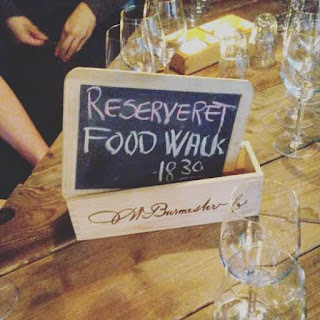 Foodwalk i Aarhus - Eat, Move and Learn!