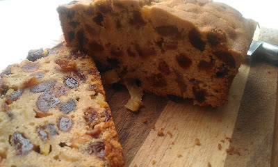 Recipe 40 - Pineapple & Cherry Loaf