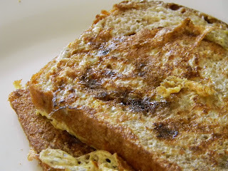 Buttermilk French Toast with Homemade Cinnamon - Raisin Bread for #SundaySupper