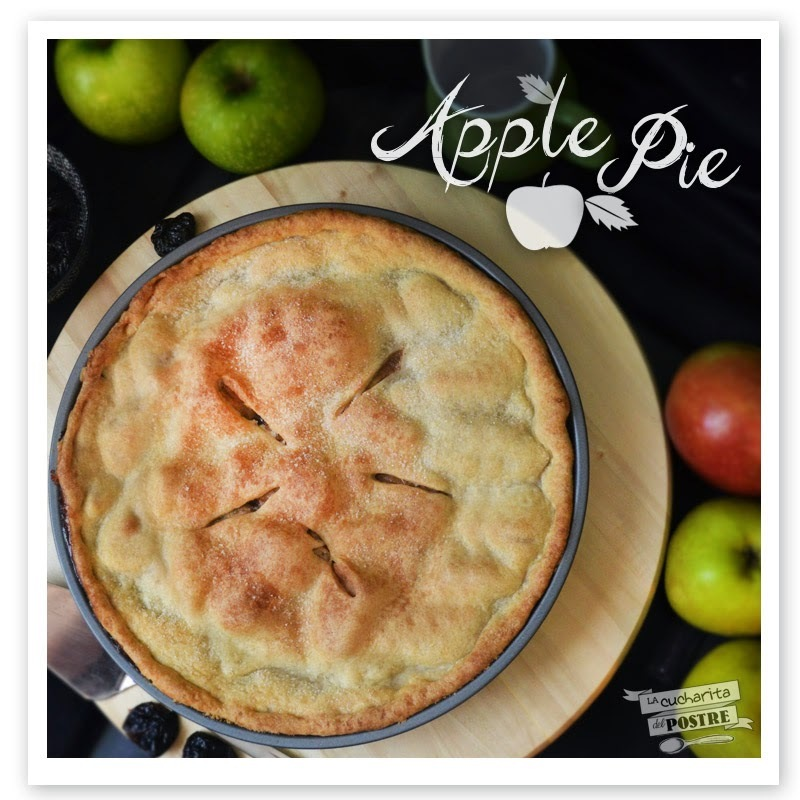 PASTEL DE MANZANA / APPLE PIE