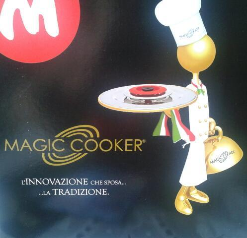 Magic Cooker...un alleato in cucina !!!