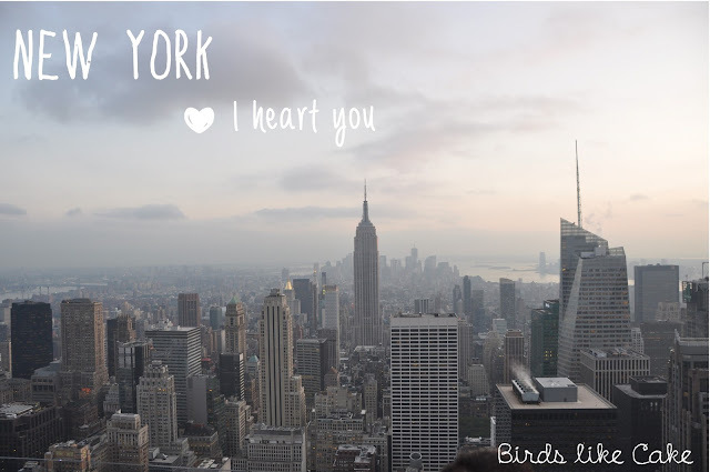 I lost my ♥ in: New York City