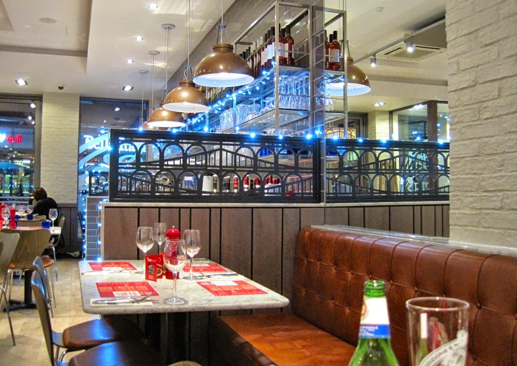 Telford Southwater Pizza Express - Review