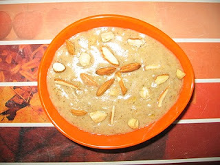 Oats and Besan Kheer/ Payasam