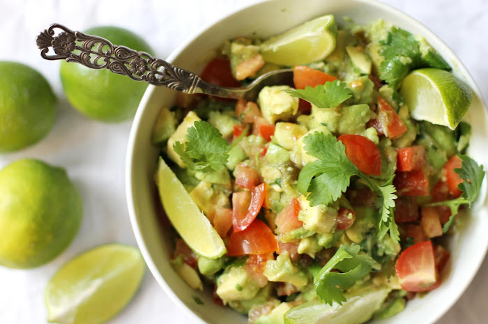 Don Caminos Guacamole- the chunky, spicy & spiffy kind