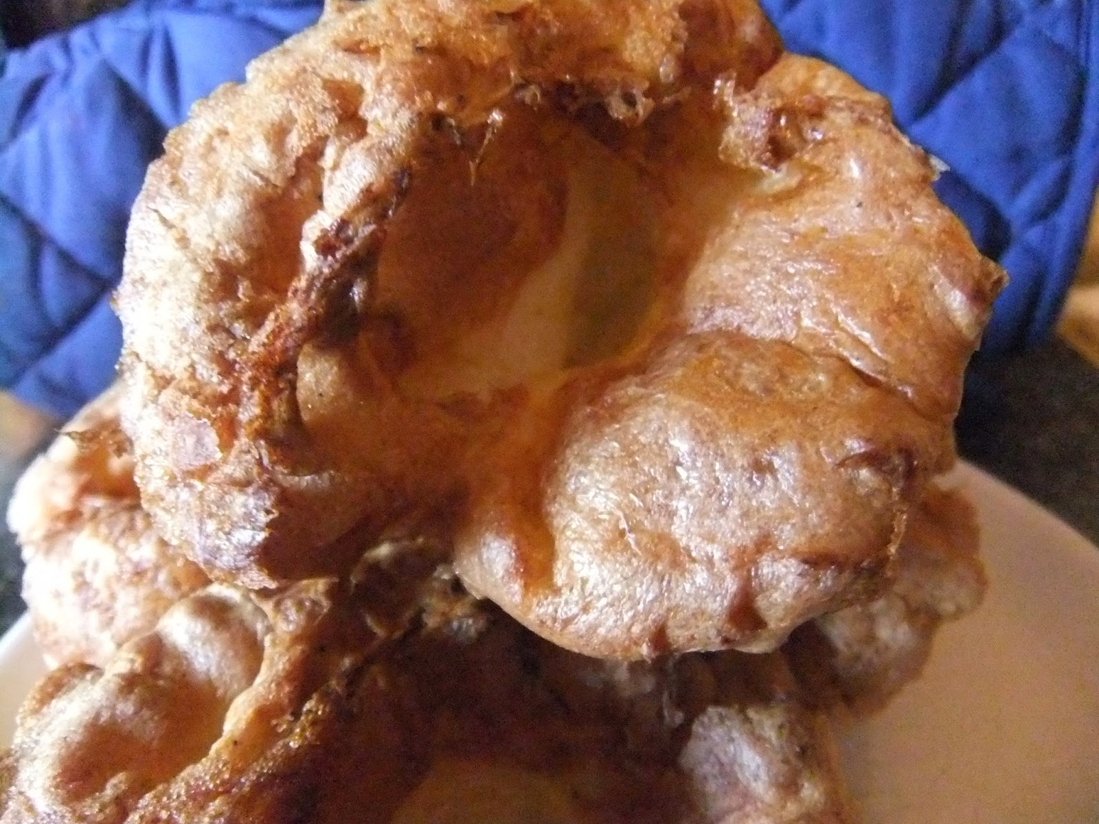 Gluten and dairy free Yorkshire Puddings