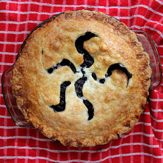 It's Pi(e) Day! Celebrate with blueberry pie