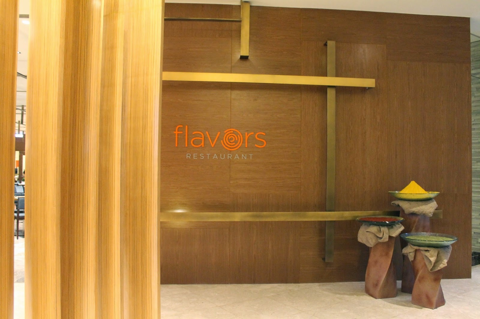 Another Buffet Experience at Flavors Restaurant at P 1