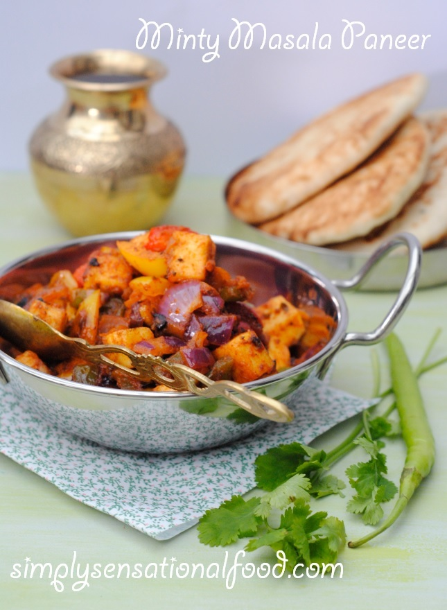 Minty Masala Paneer and Loyd Grossman Hamper giveaway