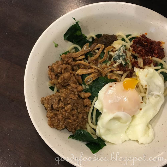 Pan Mee @ Jojo Little Kitchen, Cheras, KL