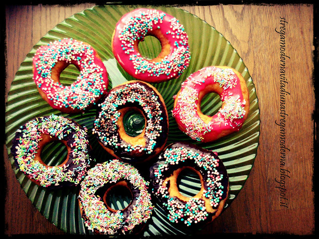 Donut's time!