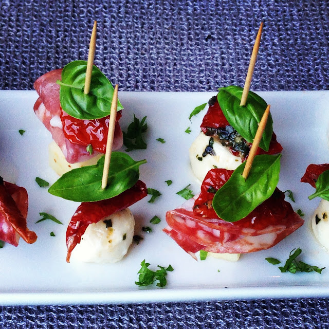 jamie oliver canapes