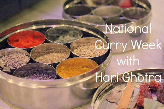 National Curry Week With Hari Ghotra