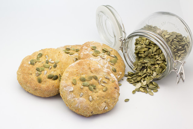 Tea Bread with Carrot and Seeds