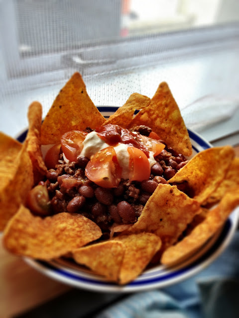 Customisable Nachoes