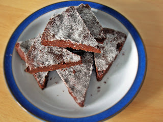 Chocolate Scottish Shortbread