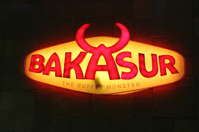 Bakasur, Whitefield - A Restaurant Review