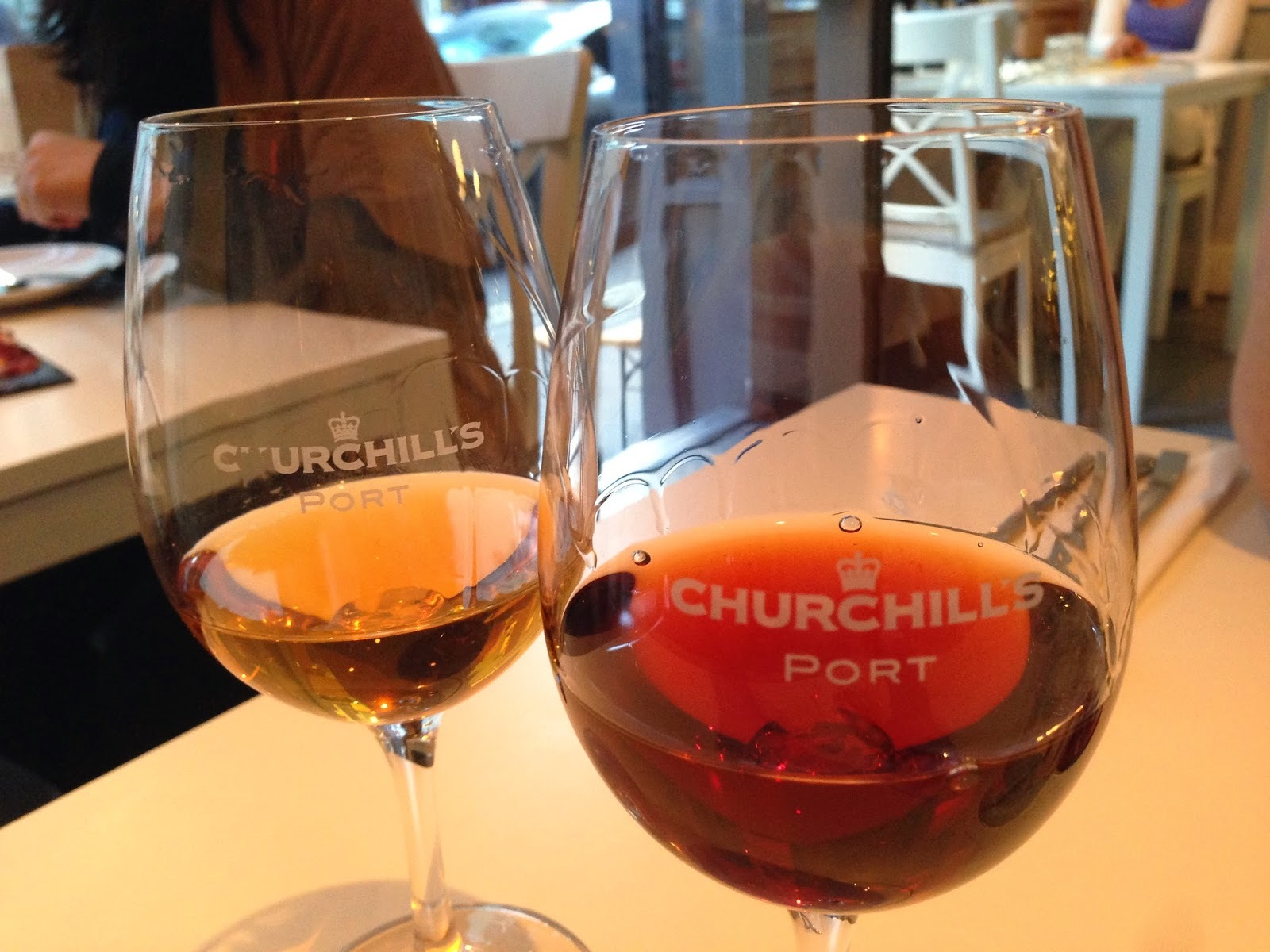 Pop-Up London: Churchill's Port House
