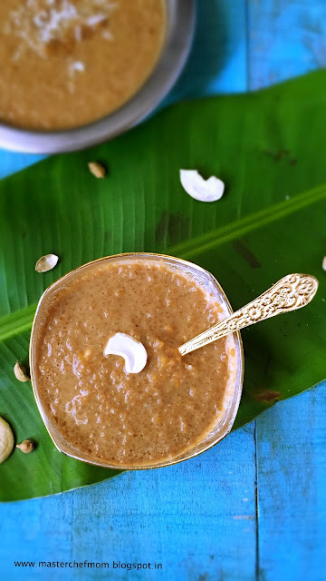 Godumai Rava Payasam | Broken  Wheat Kheer | How to make Godumai Rava Payasam at Home | Stepwise Pictures