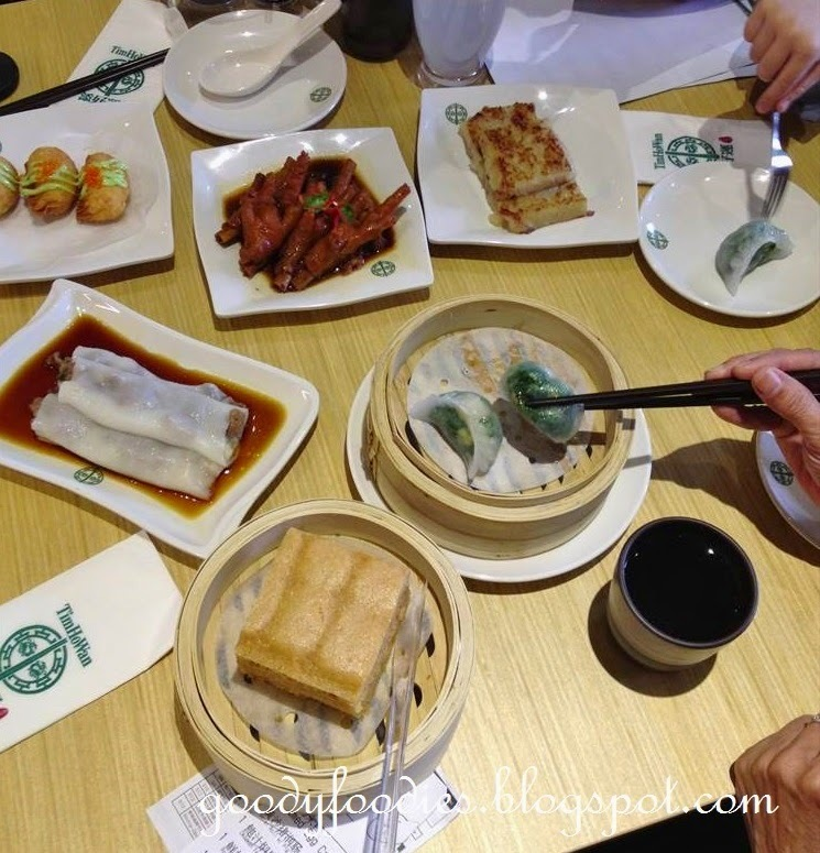 Dim Sum @ Tim Ho Wan Malaysia 添好運, The Boulevard, Midvalley, KL