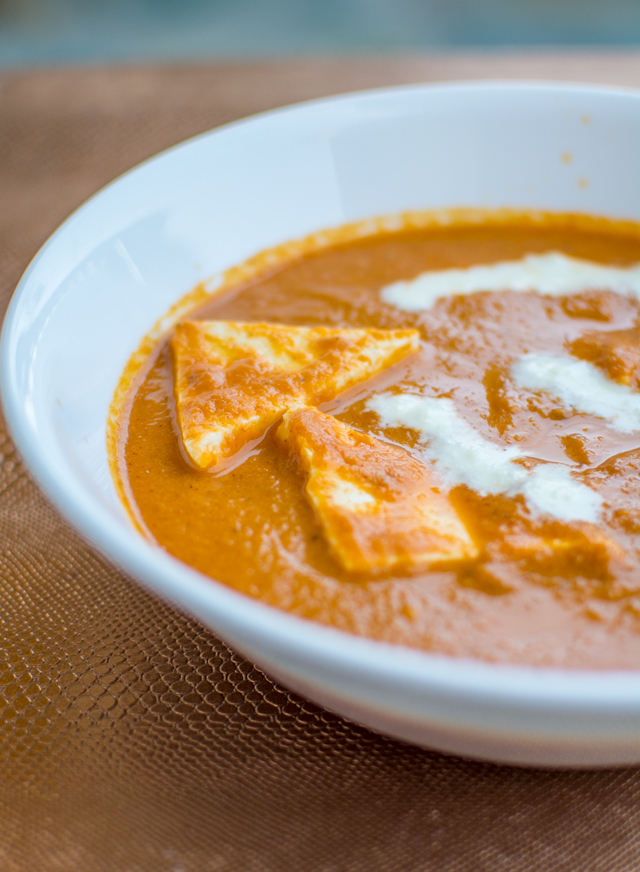 The Perfect Shahi Paneer Recipe