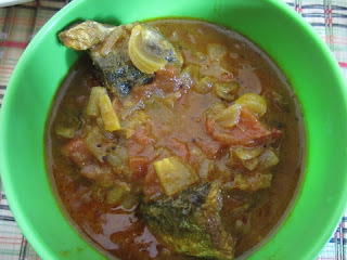 Meen Kozhambu (Fish Curry)