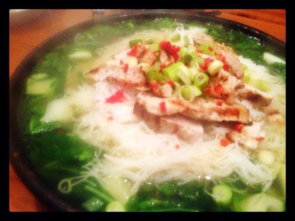 SUPERFOODSOUP: #Paksoi #Spinazie soup