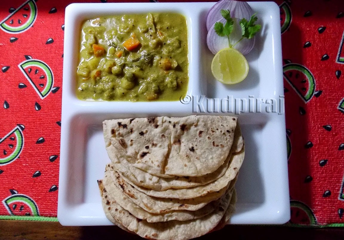 Mysore Vegetable Saagu