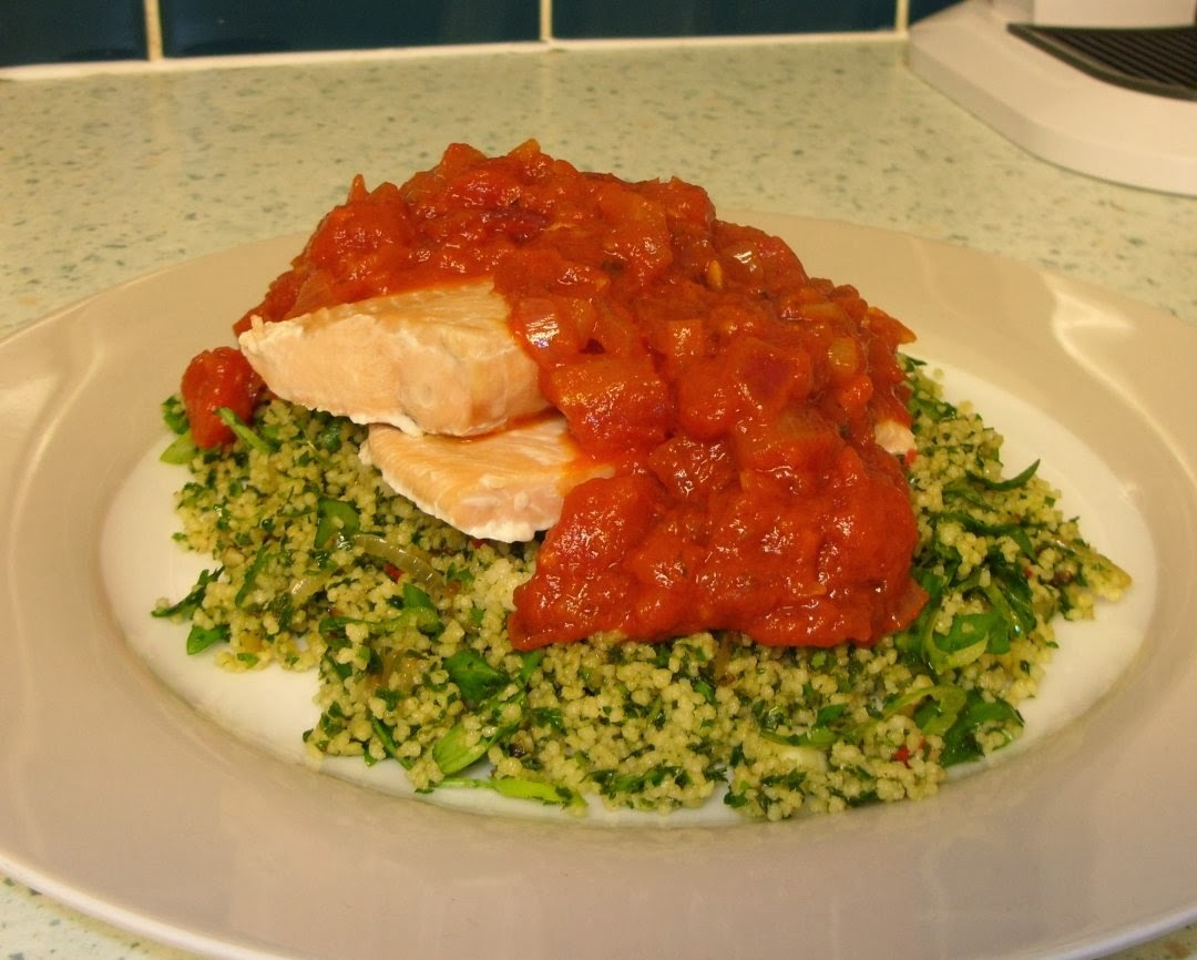 ottolenghi salmon recipe
