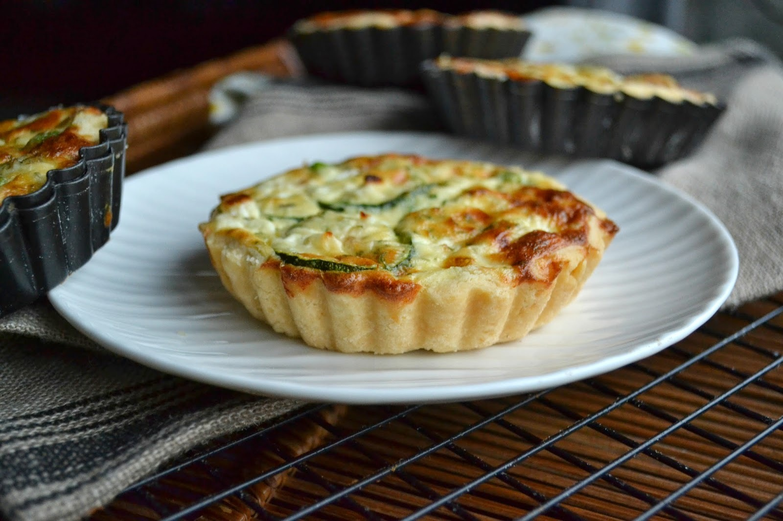 quiche quark recipe no pastry