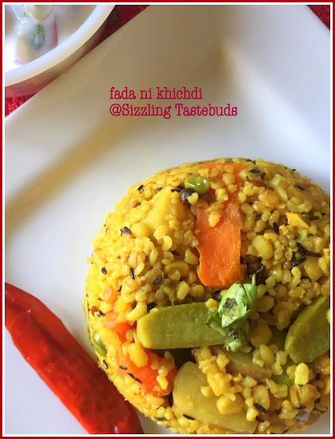 How to make Fada ni Khichdi | Easy #OnepotMeals | #Diabetic Food | #DinnerIdeas