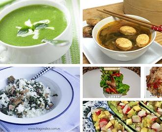 Recetas de primeros platos faciles y rapidos for Platos rapidos