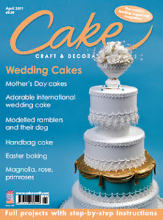 Latest issue of cake craft magazine out now!