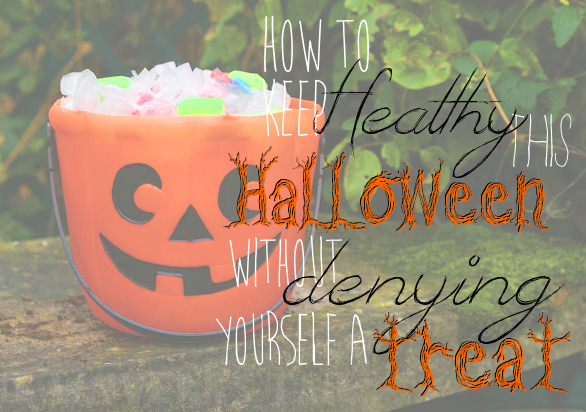 Craving For Sweets and Keeping Healthy This Halloween