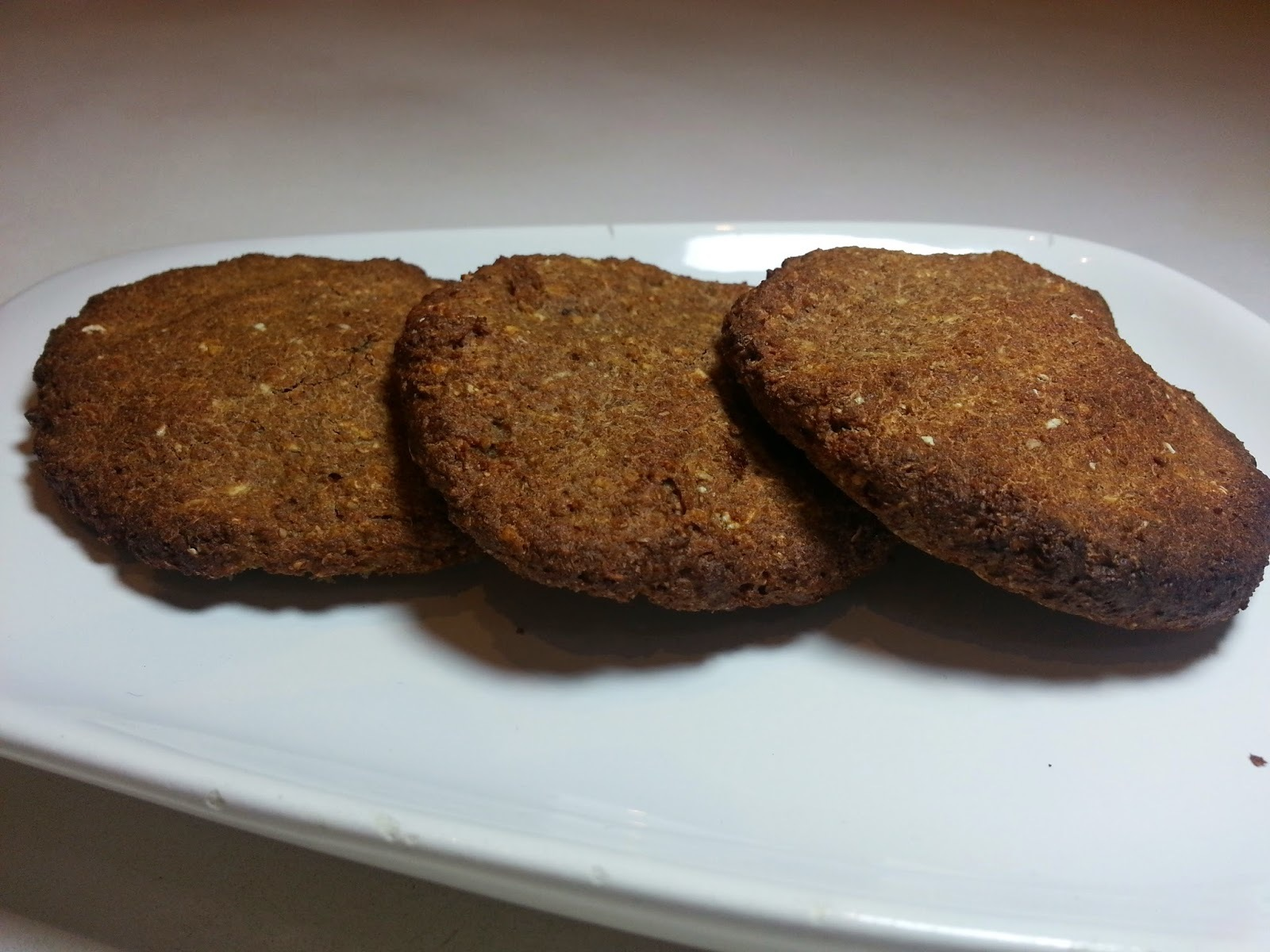 Galletas de salvado de trigo