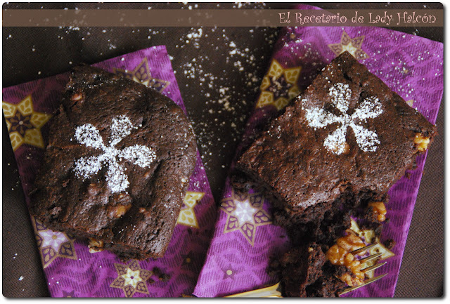 Brownie con nueces megachocolateado - CWK