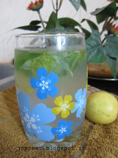Nimbu Phani (Lemonade)