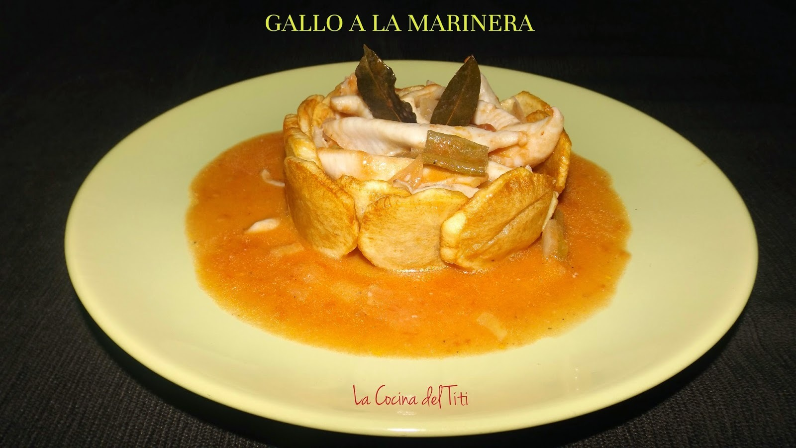 Gallo a la Marinera