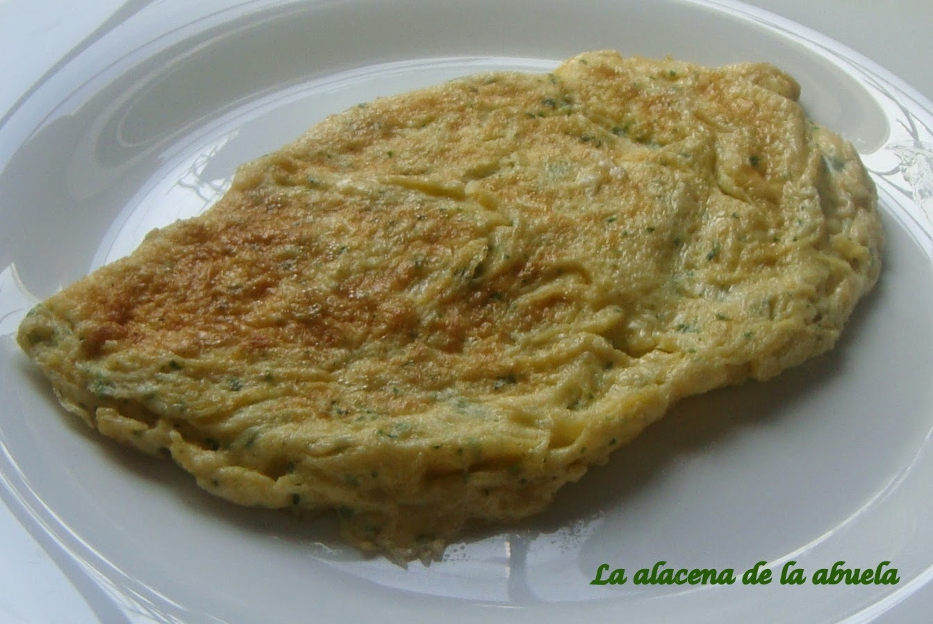 TORTILLA CARTUJANA