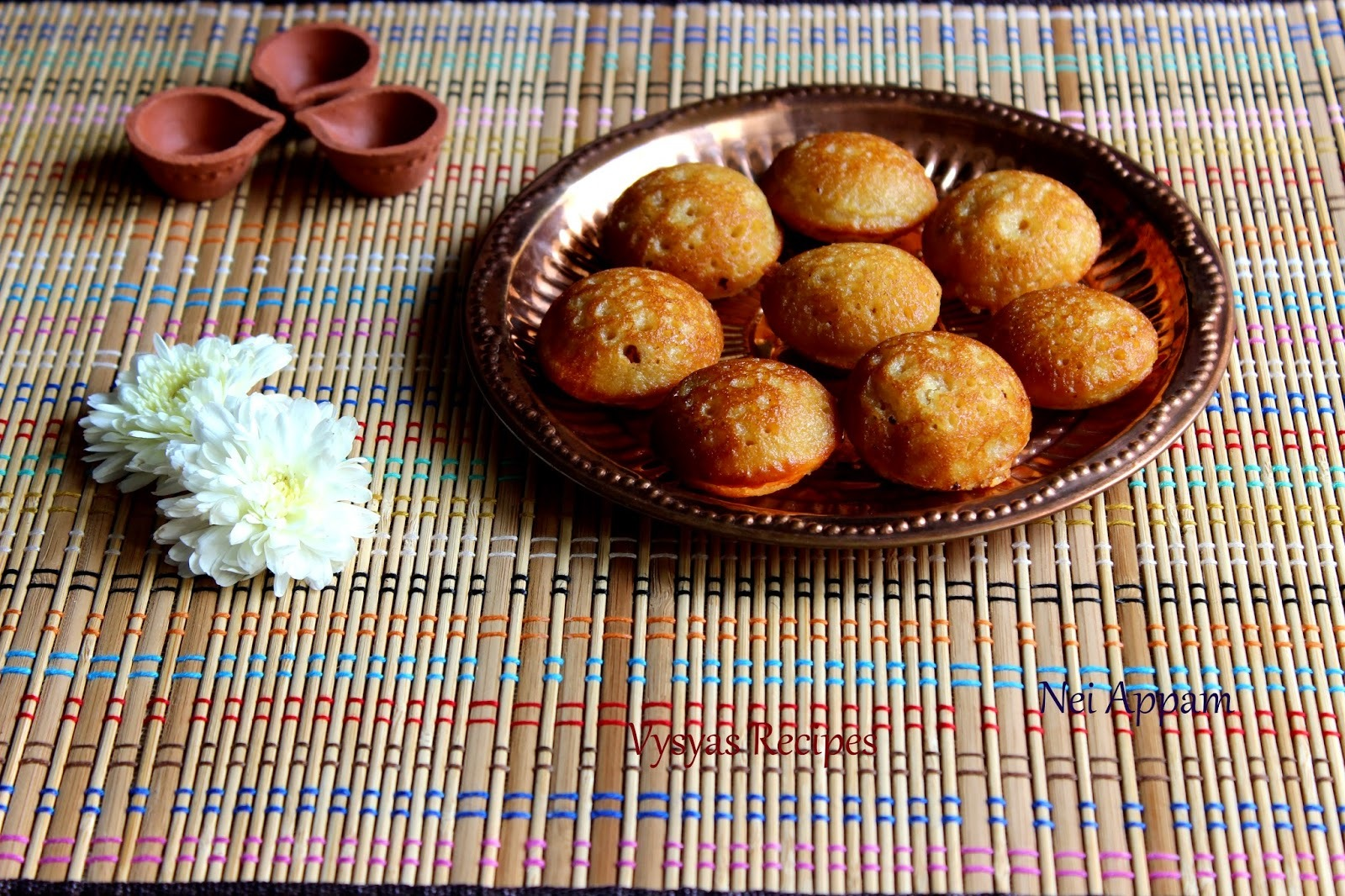 Nei Appam Recipe - Karthigai Deepam Recipe - Sweet Ponganalu
