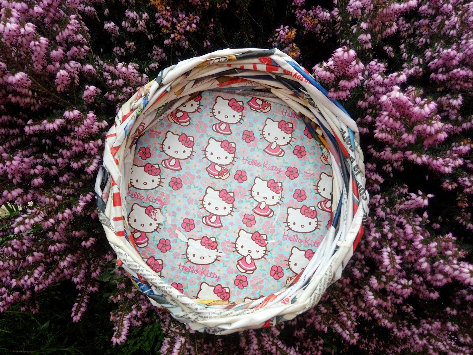 Cesta Hello Kitty