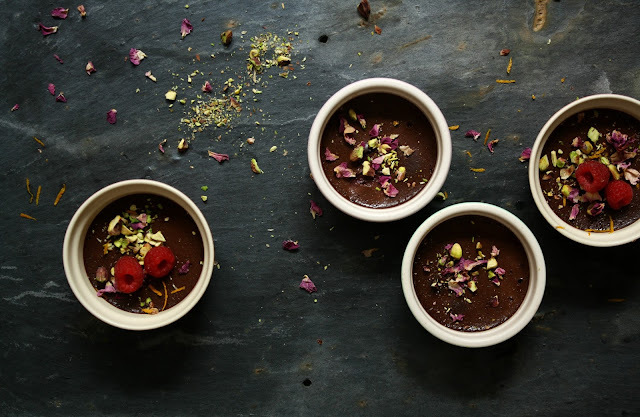 Chocolate Creme de Pots